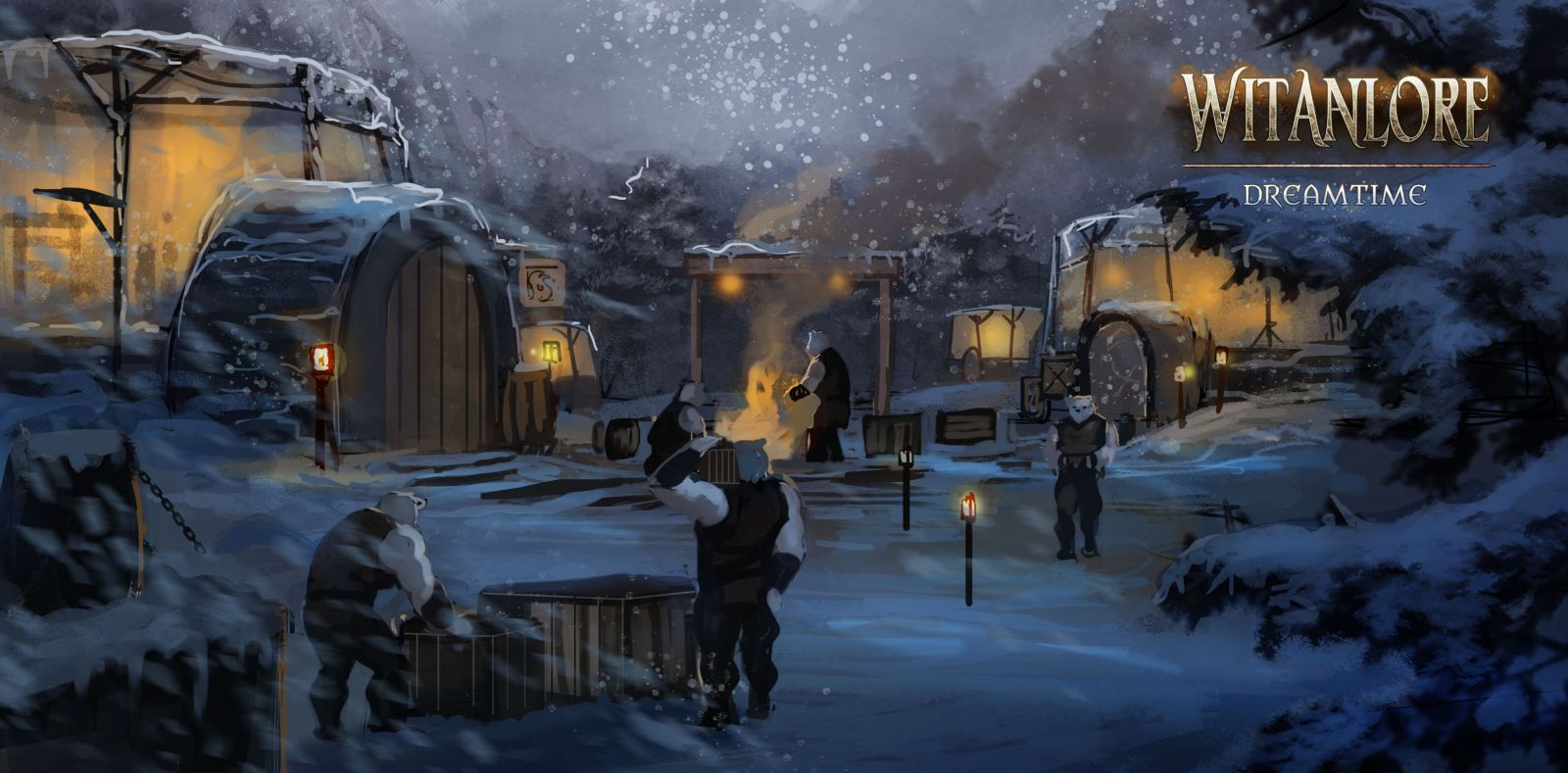 Village of the Icecore